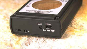 A picture of IDR-Inspector(nuclear radiation detector)
