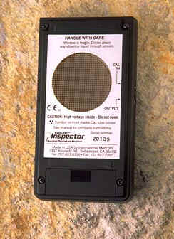 A picture of IDR-Inspector (geiger counters)